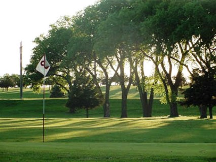 Smith Center Municipal Golf Course ,Smith Center, Kansas,  - Golf Course Photo