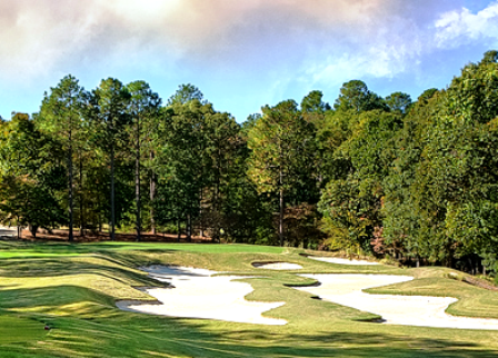 Talamore Golf Resort, Resort Course,Southern Pines, North Carolina,  - Golf Course Photo