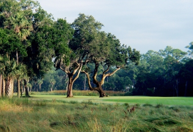 Seabrook Island Resort -Crooked Oaks,Johns Island, South Carolina,  - Golf Course Photo