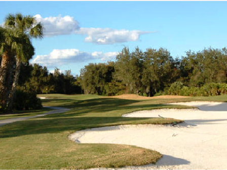 Misty Creek Country Club, Sarasota, Florida, 34241 - Golf Course Photo