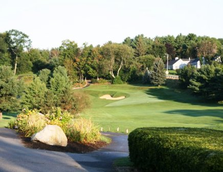 Golf Course Photo, Augusta Country Club, Manchester, 04351