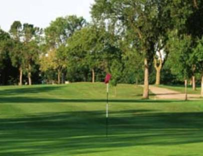 Gross National Golf Club, Minneapolis, Minnesota, 55418 - Golf Course Photo
