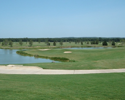 WinStar Golf Course, Thackerville, Oklahoma, 73459 - Golf Course Photo