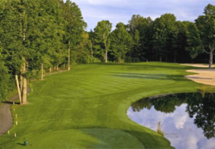 Crystal Mountain Resort, Mountain Ridge,Thompsonville, Michigan,  - Golf Course Photo