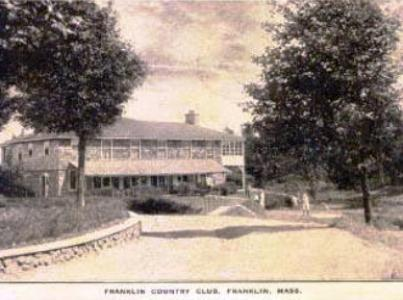 Franklin Country Club,Franklin, Massachusetts,  - Golf Course Photo