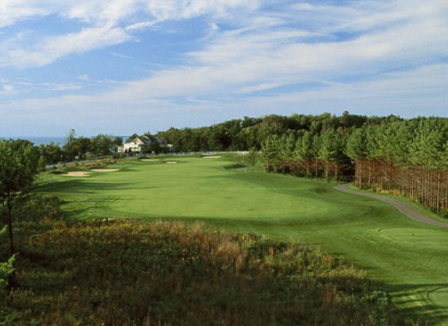 Golf Course Photo, Horseshoe Bay Golf Club, Egg Harbor, 54202