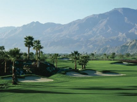 Hideaway Golf Club, Pete Dye Course,La Quinta, California,  - Golf Course Photo