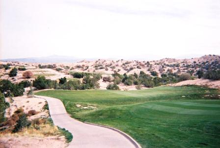 Towa Golf Course at Buffalo Thunder Resort & Casino,Santa Fe, New Mexico,  - Golf Course Photo