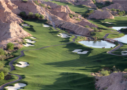 Golf Course Photo, Wolf Creek Golf Course, Mesquite, 89027