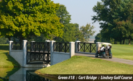 Golf Course Photo, Lindsey Golf Course, Fort Knox, 40121