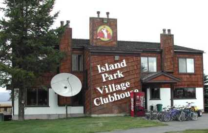 Island Park Village Resort, Island Park, Idaho, 83429 - Golf Course Photo