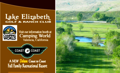 Lake Elizabeth Golf Club,Lake Elizabeth, California,  - Golf Course Photo