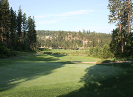 Creek At Qualchan, The,Spokane, Washington,  - Golf Course Photo