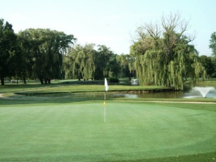Glencoe Golf Club,Glencoe, Illinois,  - Golf Course Photo