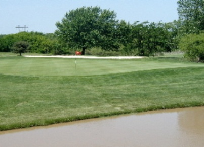 Golf Course Photo, Hidden Lakes Golf Course, Derby, 67037