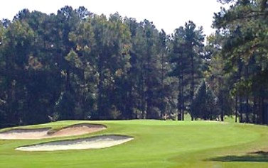 Woodlake Country Club - Maples Course,Vass, North Carolina,  - Golf Course Photo