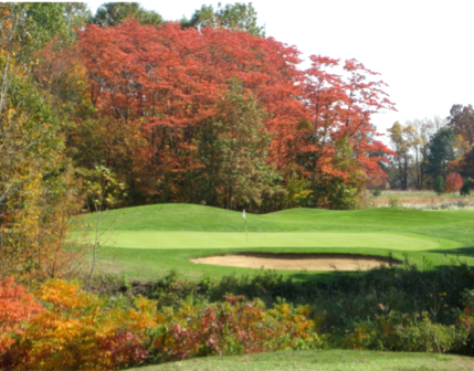 Whittaker Woods Golf Course,New Buffalo, Michigan,  - Golf Course Photo