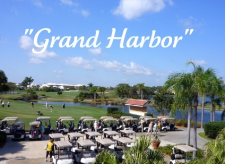 Grand Harbor Golf Club, Harbor Course,Vero Beach, Florida,  - Golf Course Photo