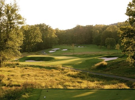 Bedford Springs Old Course,Bedford, Pennsylvania,  - Golf Course Photo