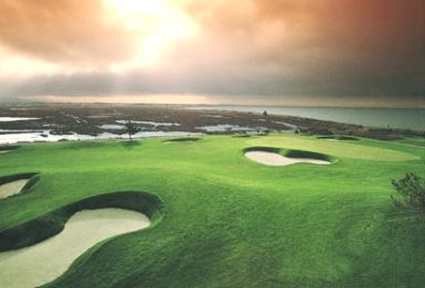 Monarch Bay Golf Club, Tony Lema Golf Course,San Leandro, California,  - Golf Course Photo