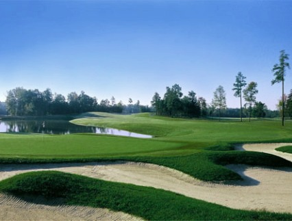 Hunting Hawk Golf Club, Glen Allen, Virginia, 23059 - Golf Course Photo