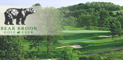 Bear Brook Golf Club, CLOSED 2011, Newton, New Jersey, 07860 - Golf Course Photo