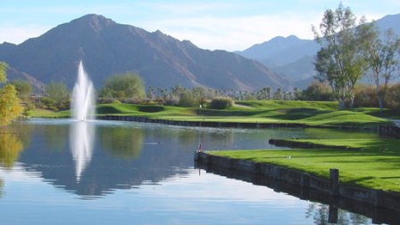 La Quinta Resort, Dunes Golf Course, La Quinta, California, 92253 - Golf Course Photo