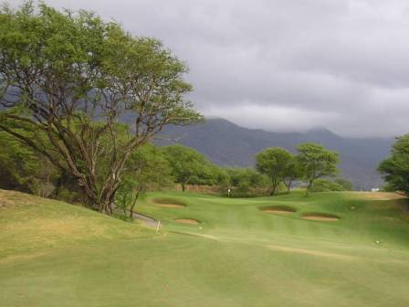 The Dunes at Maui Lani Golf Course