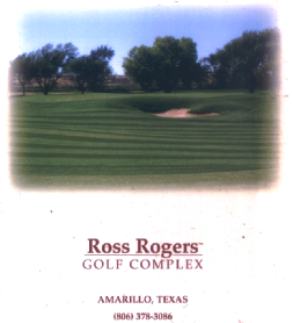 Ross Rogers Golf Course -East,Amarillo, Texas,  - Golf Course Photo