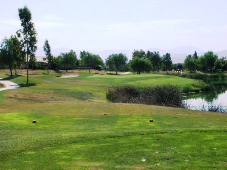 Golf Course Photo, Hemet Golf Club, Hemet, 92545