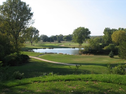 High Cliff Golf Course,Sherwood, Wisconsin,  - Golf Course Photo