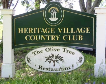Golf Course Photo, Heritage Village Country Club, Southbury, 06488