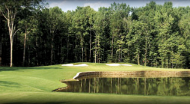 Ford's Colony Golf Course at Rocky Mountain, Rocky Mount, North Carolina, 27804 - Golf Course Photo