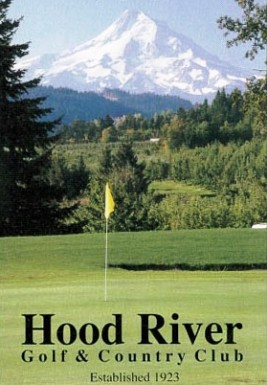 Golf Course Photo, Hood River Golf & Country Club, Hood River, 97031