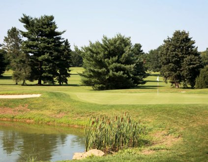Allentown Municipal Golf Course, Allentown, Pennsylvania, 18104 - Golf Course Photo