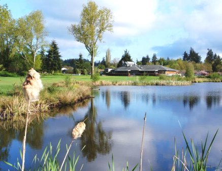 Ballinger Lakes Golf Course, CLOSED 2012,Mountlake Terrace, Washington,  - Golf Course Photo