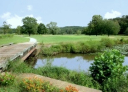 Golf Course Photo, Pennyrile Forest State Park Resort, Dawson Springs, 42408