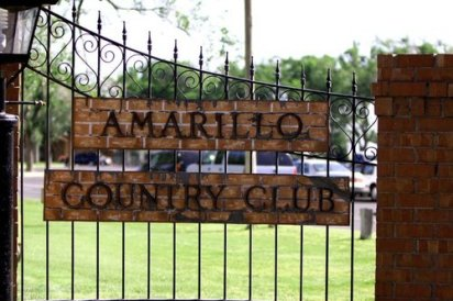 Amarillo Country Club,Amarillo, Texas,  - Golf Course Photo