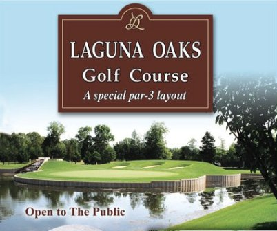 Laguna Oaks Golf Course, Cape May Court House, New Jersey, 08210 - Golf Course Photo