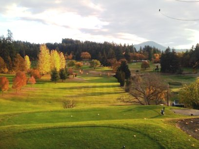Laurelwood Golf Course,Eugene, Oregon,  - Golf Course Photo