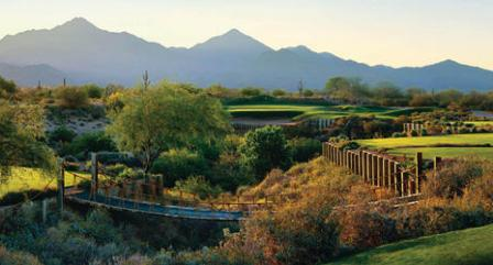 Grayhawk Golf Club, Talon, Scottsdale, Arizona, 85255 - Golf Course Photo