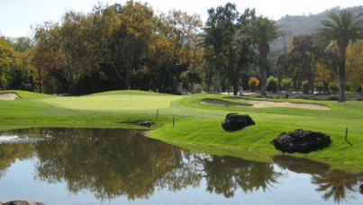 Castlewood Country Club -Valley,Pleasanton, California,  - Golf Course Photo