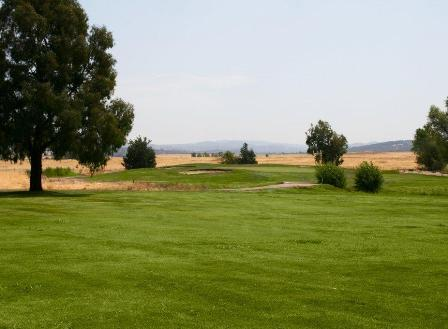 Golf Course Photo, Coyote Run Golf Course, Beale AFB, 95903