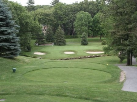 Mt. Pleasant Golf Club,Lowell, Massachusetts,  - Golf Course Photo