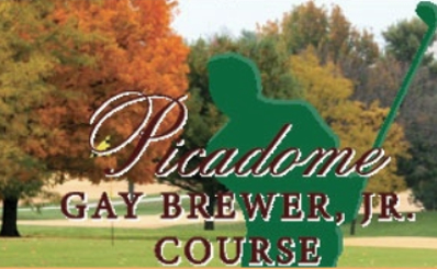 Golf Course Photo, Picadome, Gay Brewer, Jr. Course, Lexington, 40504