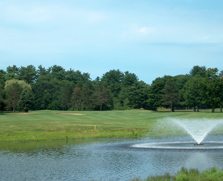 Golf Course Photo, Crestwood Country Club, Rehoboth, 02769