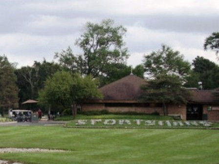 Sportsmans Country Club - Nine Hole,Northbrook, Illinois,  - Golf Course Photo