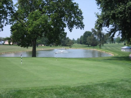 Homestead Springs Golf Course,Groveport, Ohio,  - Golf Course Photo