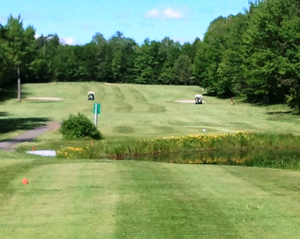 Johnson W. Parks Golf Course,Pittsfield, Maine,  - Golf Course Photo