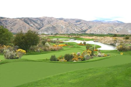 Desert Canyon Golf Resort, Orondo, Washington, 98843 - Golf Course Photo